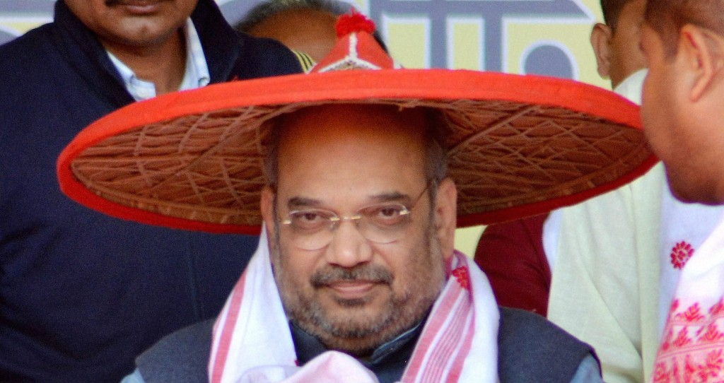 The BJP's Good Luck in Assam May Well Run Out