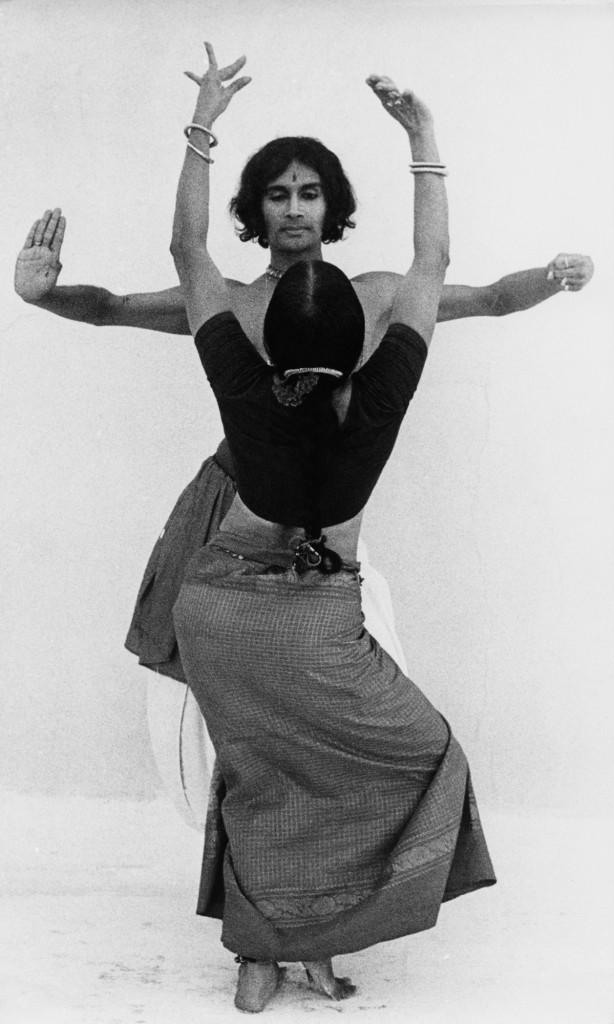 Chandralekha and Kamadeva, 'Navagraha', 1971. Credit: Dashrath Patel