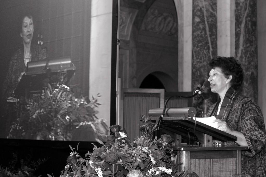 Fatima Mernissi: Setting Sail, Lifting the Veil