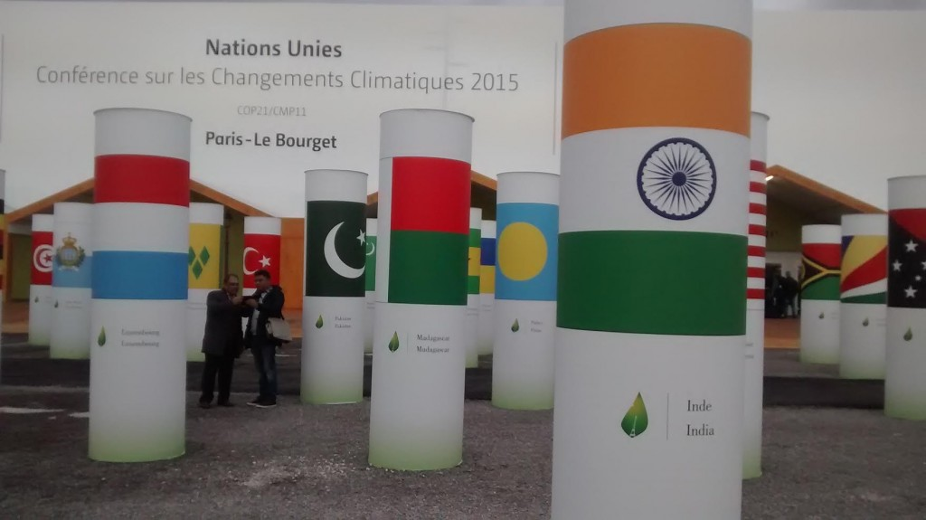 COP21 Diary: The United Nations, their Porous Borders and the People in Between