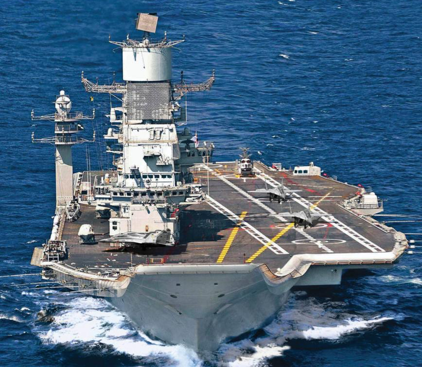 Five Reasons the World Needs to Pay Heed to India's New Maritime Security Strategy