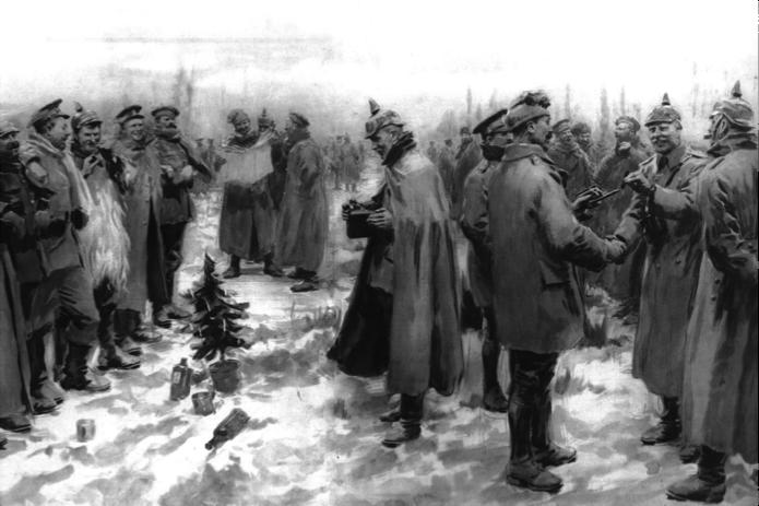 The Last Christmas Truce