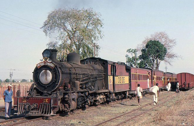 The End Of A Much Loved Indian Railway Line
