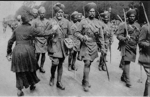 The Colossal Indian Contribution to A War That Wasn't Its Own