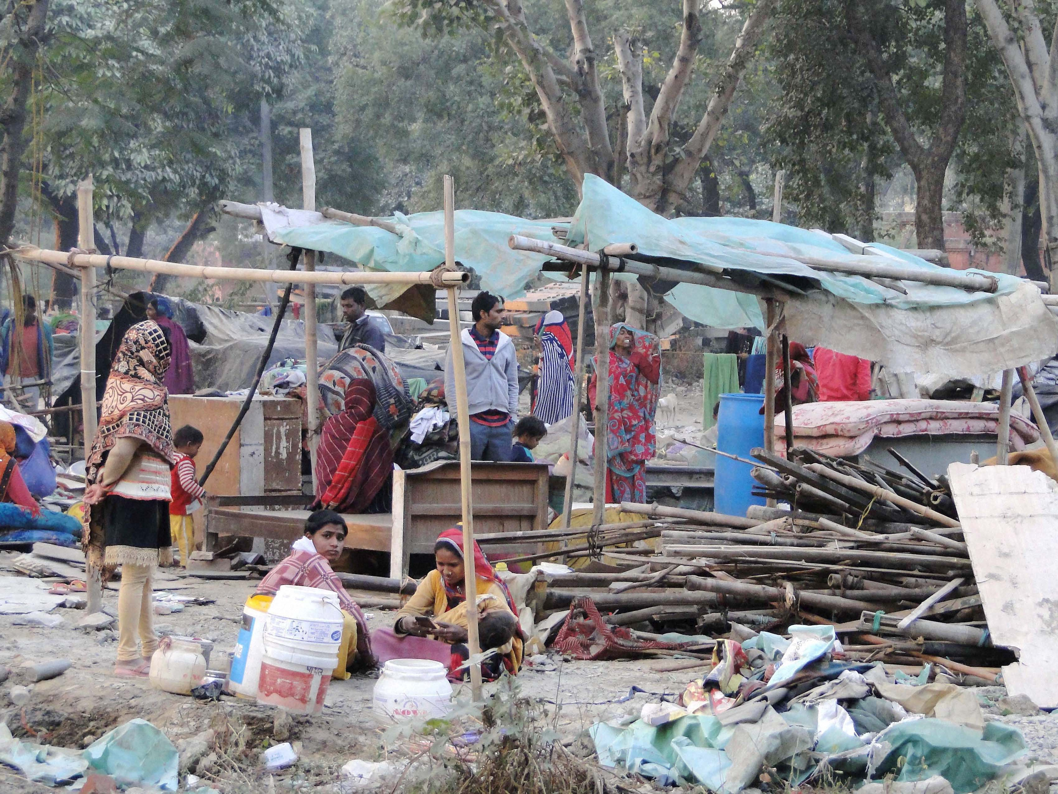 The Peremptory Demolition of Slums is a Violation of the Law