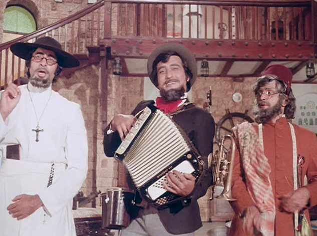 Unravelling the Encoded Cultural Messages of a Much Loved Entertainer