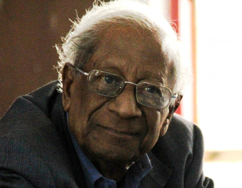 A Farewell Letter to A.B. Bardhan