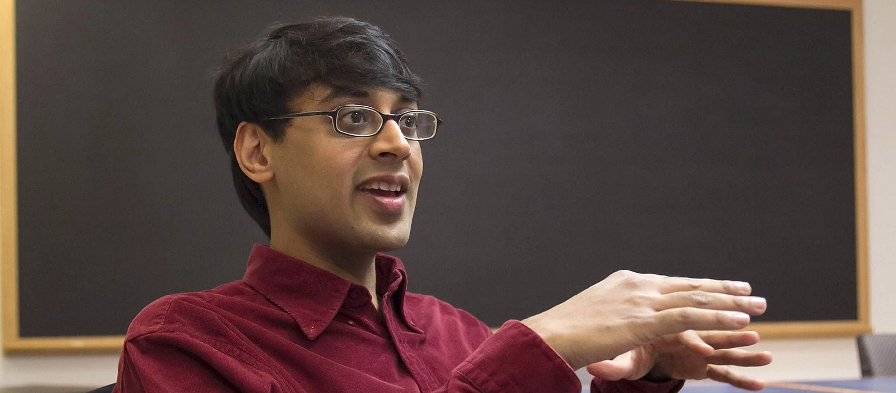 India Has to Be its Own Cultural Ambassador, But it Has to Be Scientific About it: Manjul Bhargava