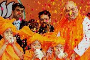 amit shah president celebration cropped
