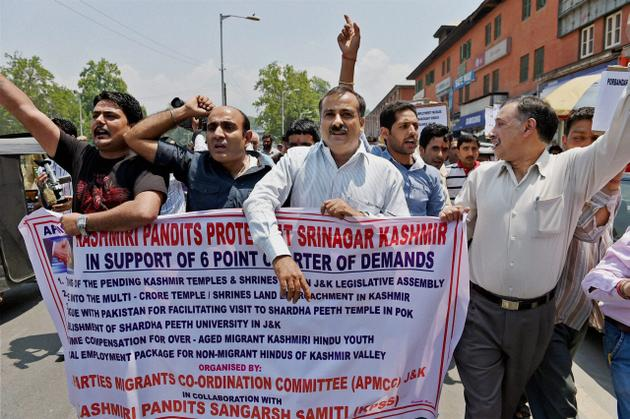 Kashmiri Pandits Are a Pawn in the Games of Hindutva Forces
