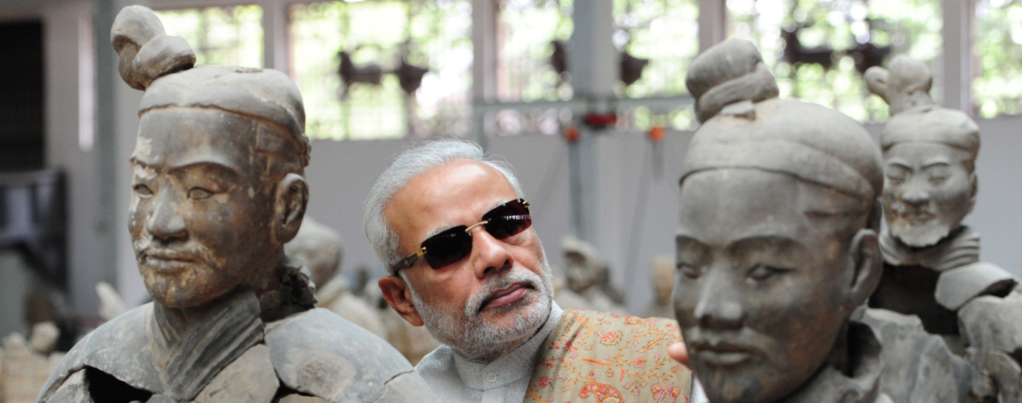 What China's Rise Means for India
