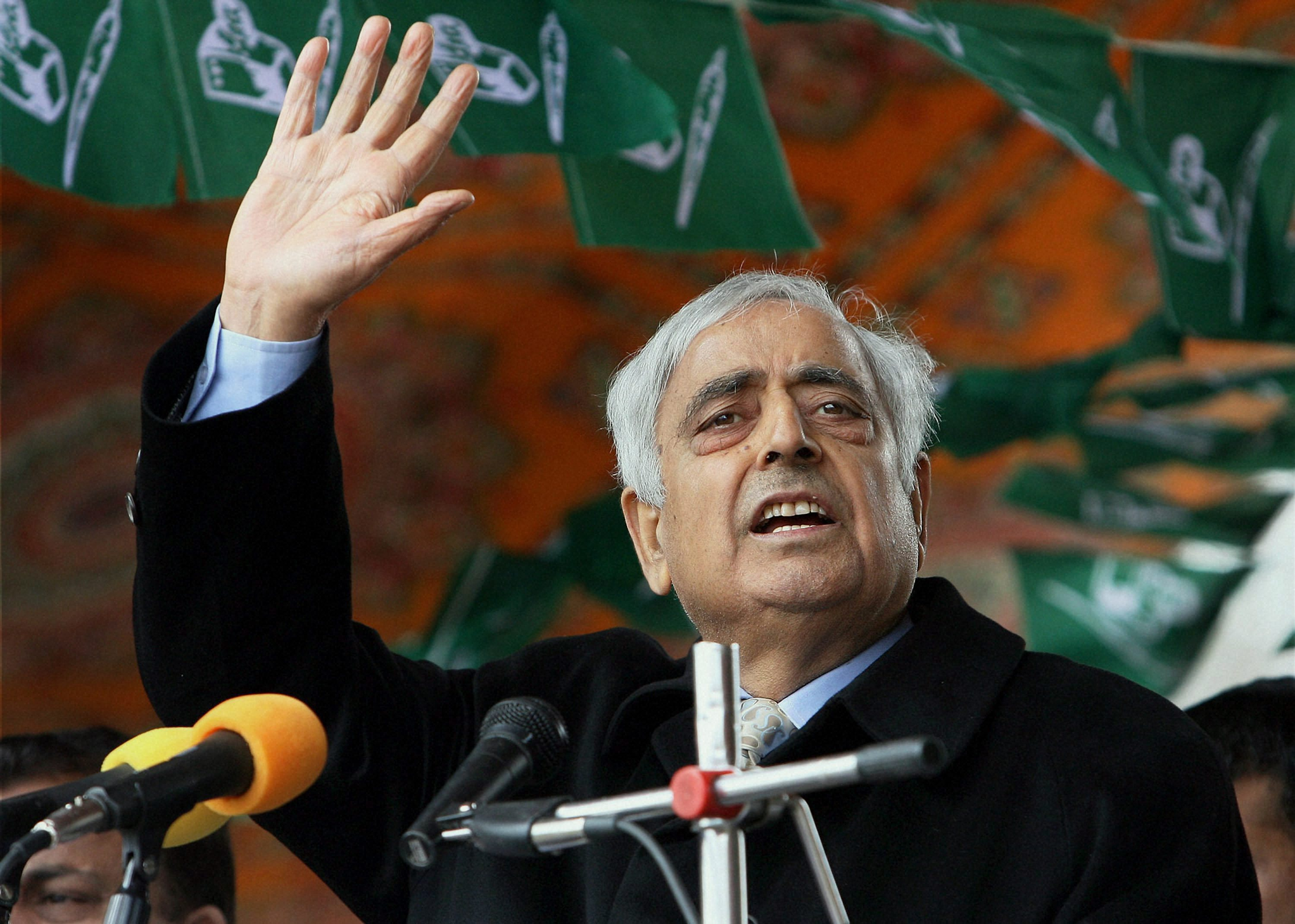 Peer, Pandit, Padshah: The Extraordinary Legacy of Mufti Mohammed Sayeed