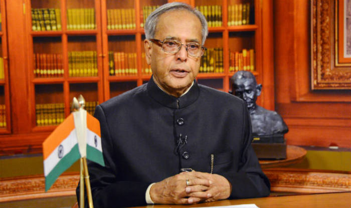 Let us Continue to Complain, to Demand, to Rebel, Says President Pranab Mukherjee