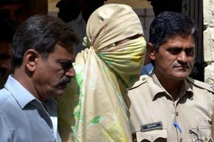 File photo of suspected IM member arrested in 2014. Credit: PTI