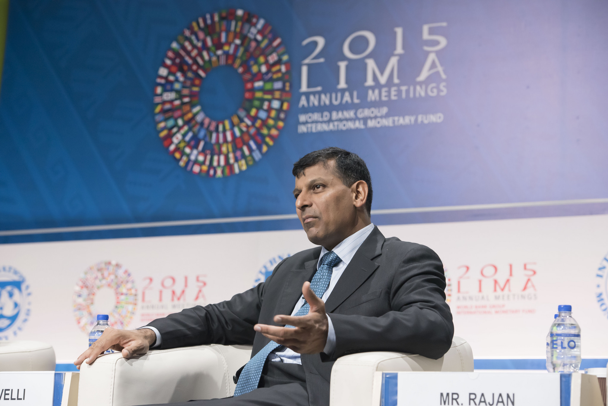 Raghuram Rajan Explains the Origins of India's NPA Crisis
