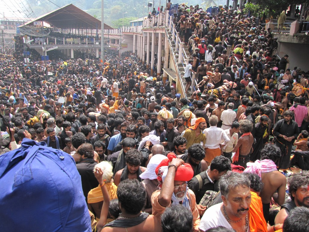 Denying Women Entry to the Sabarimala Temple Amounts to Untouchability