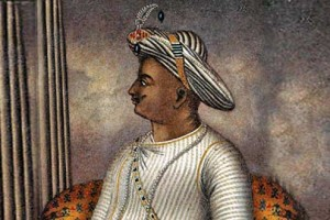 Tipu Sultan. Credit: Wikimedia Commons