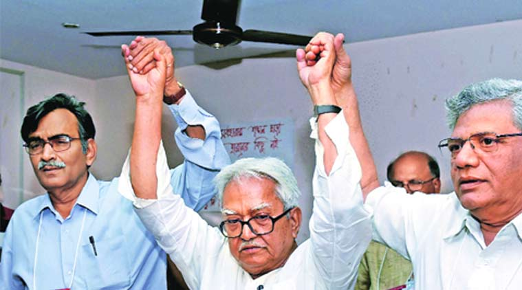 CPI(M)'s Dilemma in West Bengal: To Align or Not With The Congress