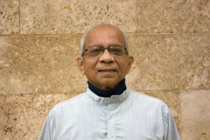 Father Cedric Prakash, a human rights activist from Gujarat