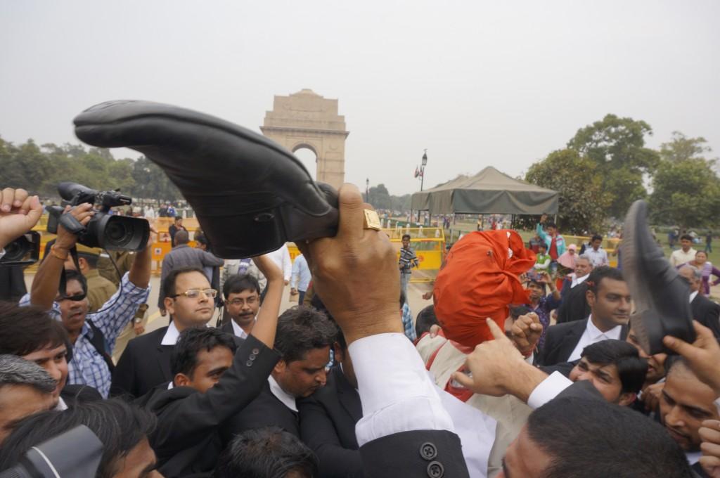 Goon's Justice, Mob's Democracy
