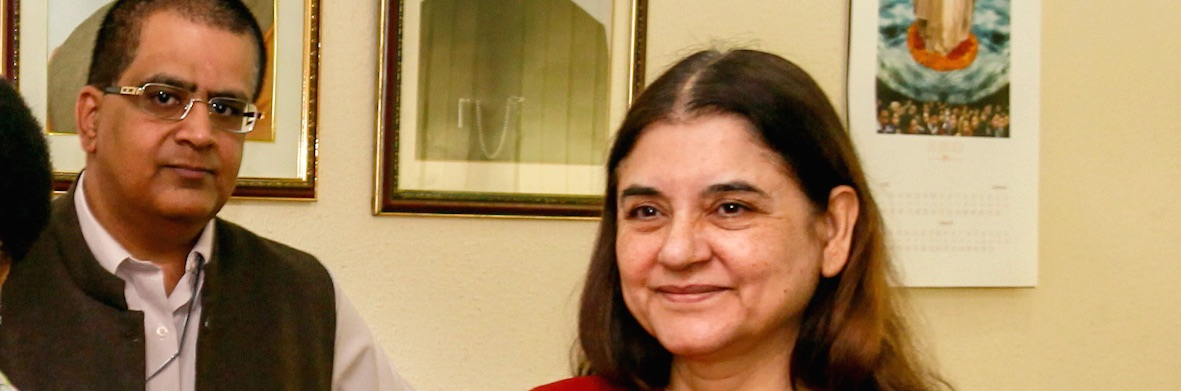 Maneka Gandhi's Altered Stance on Marital Rape Angers Activists
