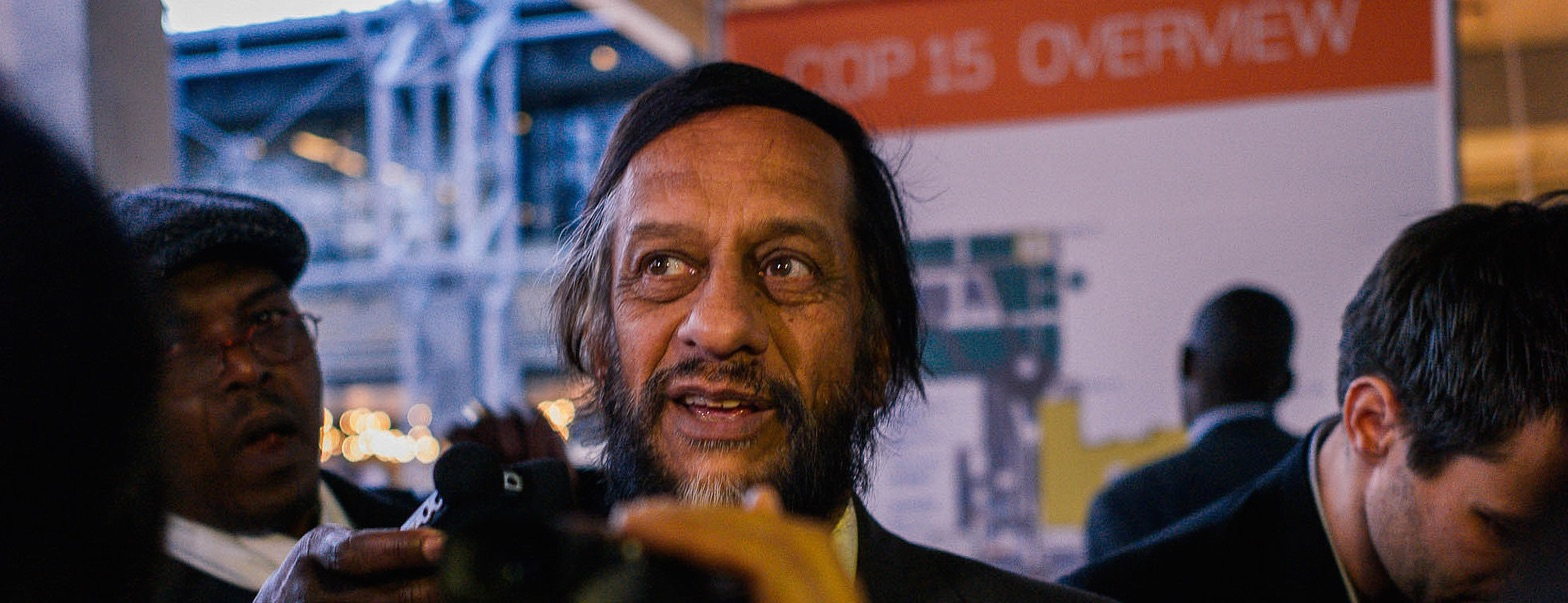 Clouds Darken on the Horizon for Pachauri as Second Woman Alleges Harassment