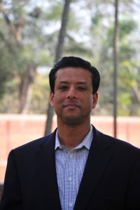 Sajeeb Wazed, the prime minister's son, Credit: Facebook