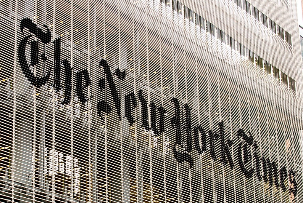 Interview: NYT's Public Editor on Bias in Coverage, Political Endorsements & Digital Challenges