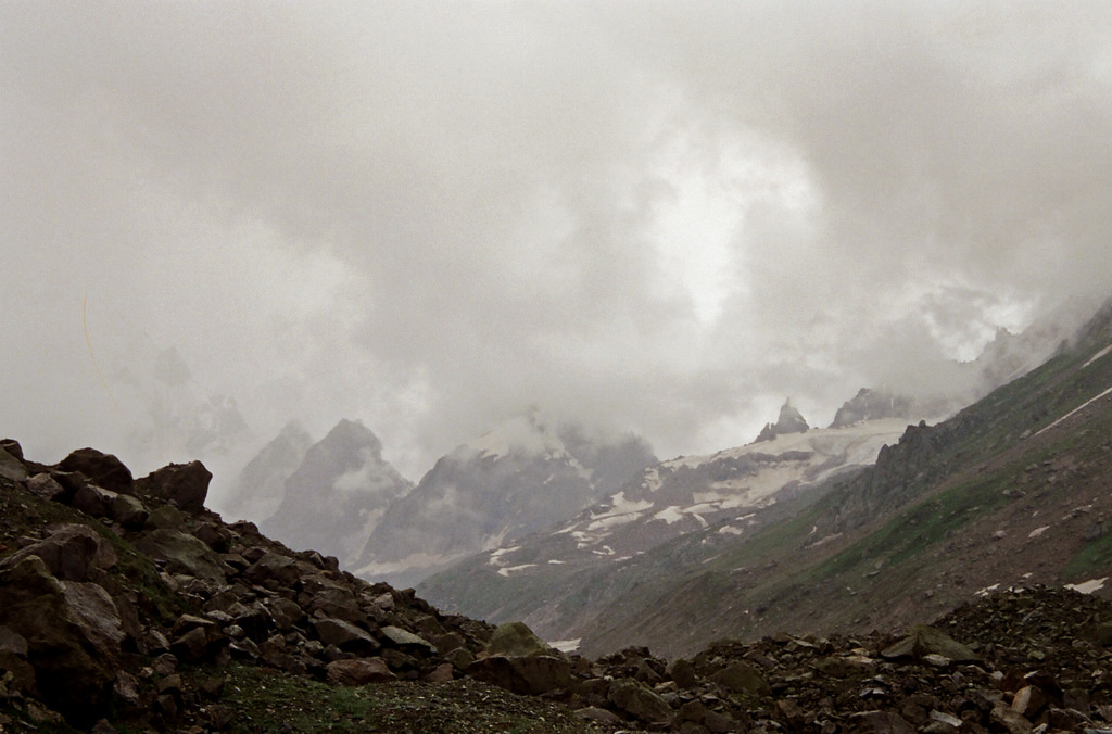 Mountains of the Himalaya. Credit: sam-_-/Flickr, CC BY 2.0