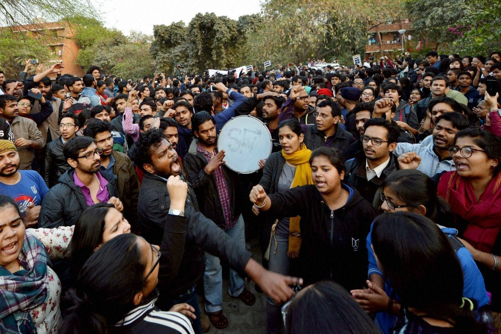 Attack on JNU is an Insistence on Upper Caste Dominance