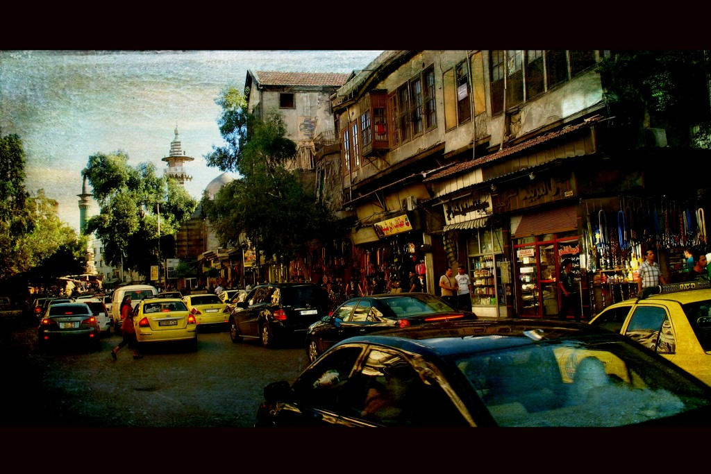 The Souq of Family Stories: Suad Amiry's 'My Damascus'