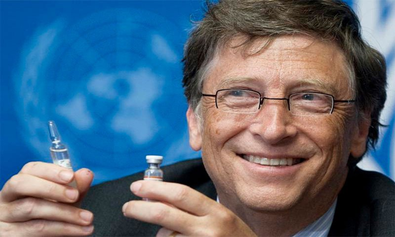 After Seeing Airport Queues, Bill Gates Flip Flops On Demonetisation