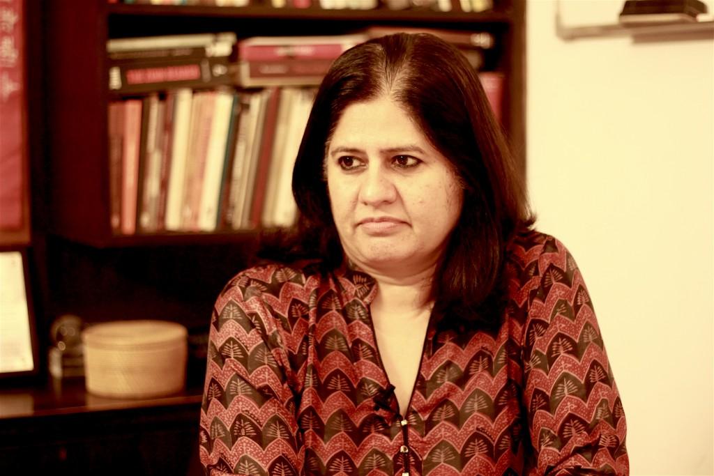 Vrinda Grover. Credit: Akhil Mukar