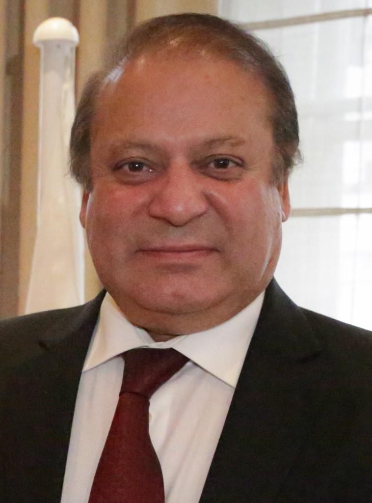 Nawaz Sharif. Credit: Wikimedia Commons