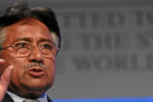 Pervez Musharraf. Credit: Wikimedia Commons