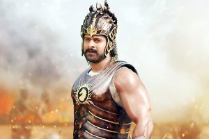 A still from Bahubali which has won the national award for the best film of the year.