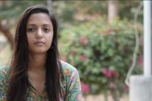 Shehla Rashid. Credit: Akhil Kumar