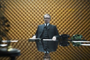 A still from the film Tinker Tailor Soldier Spy based on the book by John Le Carre