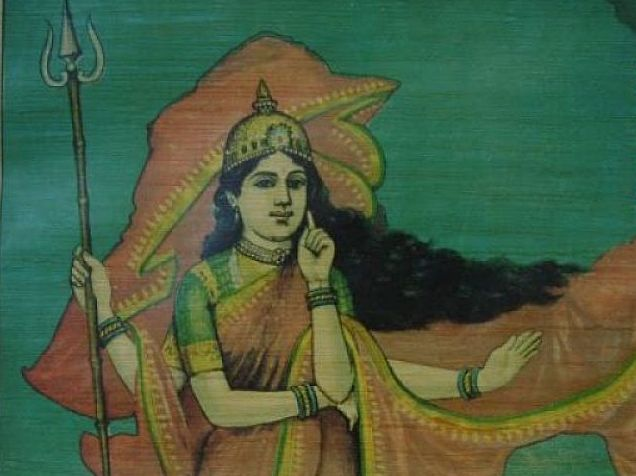 Who is the Mata in Bharat Mata?