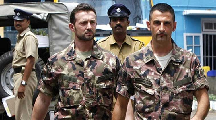 India italy spar over marines issue again as ad hoc tribunal reviews enrica lexie case the wire - Italian ad hoc interviste ...