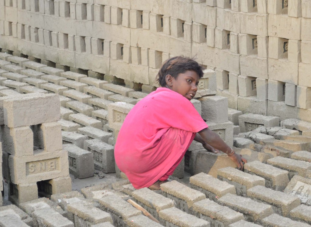 Life and Death for Little Children at the Brick Kilns of West Bengal