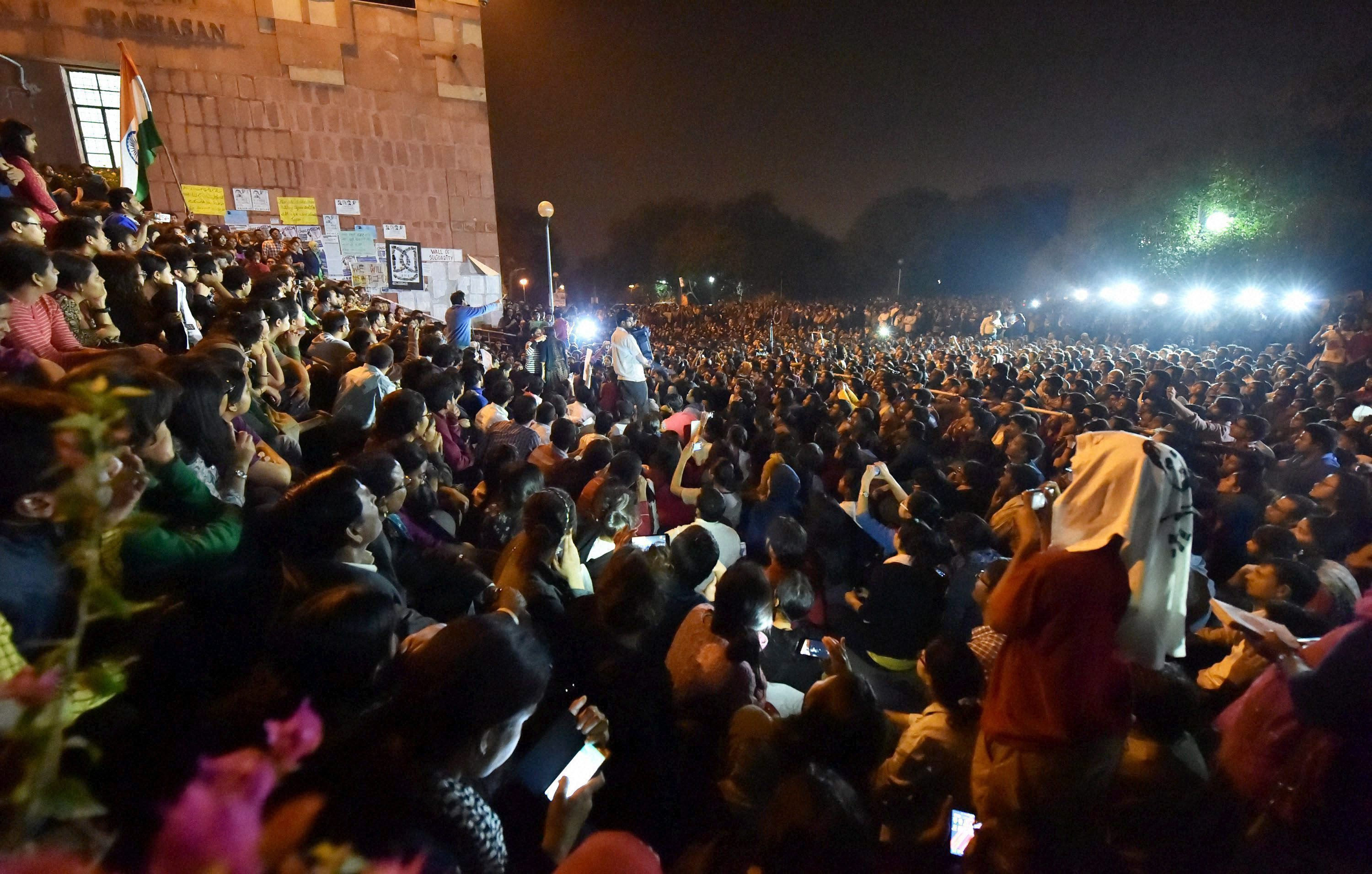"Dossier Calls JNU ""Den of Organised Sex Racket""; Students, Professors Allege ""Hate Campaign"""