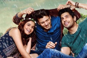 A still from the film Kapoor and Sons