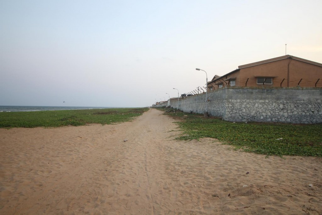 Chennai's Coastline is Choked as Zoning Violations Continue