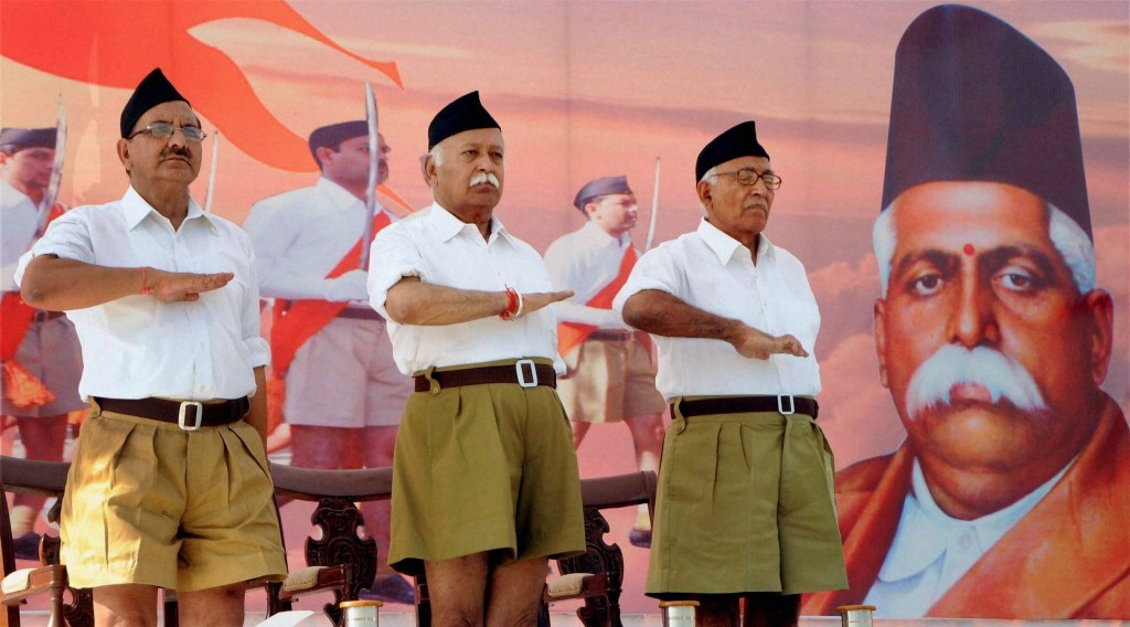There Is No Nuance in Mohan Bhagwat's Statements on Hindu Rashtra and Muslims
