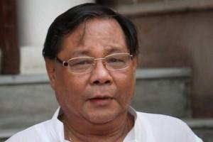 File picture of former Lok Sabha Speaker P A Sangma