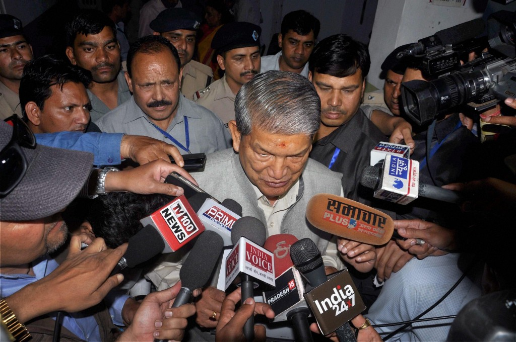 Modi Undermined Federalism, Uttarakhand HC Right to Quash President's Rule, Say Parties