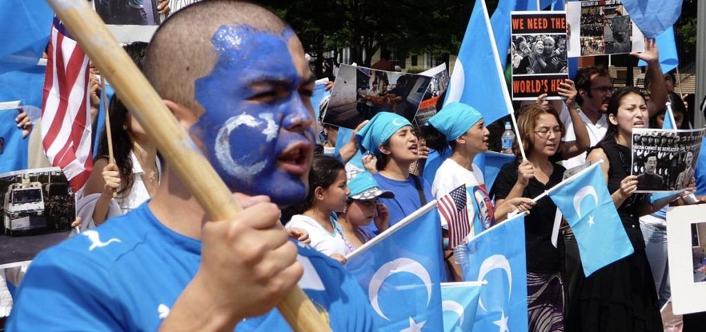 File photo of an Uyghur demonstration in Washington DC. Credit: Malcolm Brown/CC BY-SA 2.0