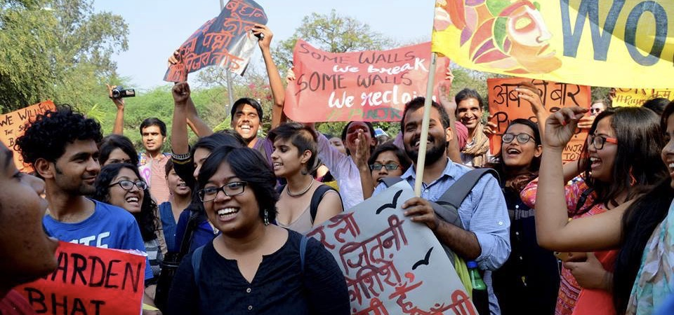 Dismantling Sexism in Delhi University, One Ugly Custom at a Time