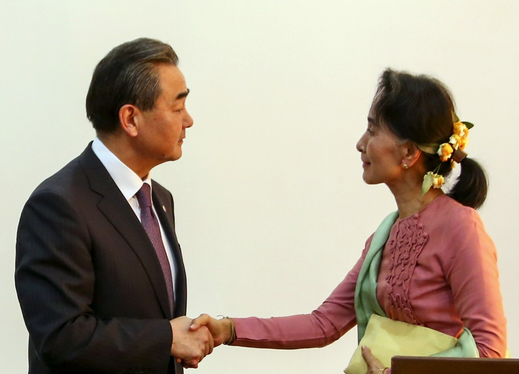 Why Aung San Suu Kyi Will Not Abandon China for the US